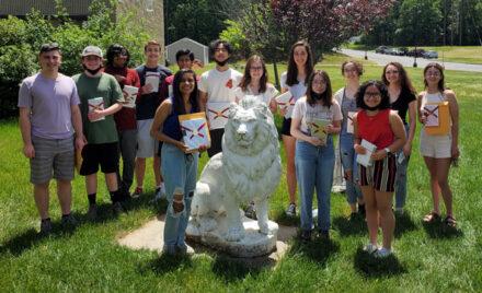 Chelmsford High School 2021 Junior College Book Awards