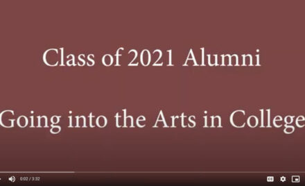 Chelmsford Public Schools: Pursuing the Arts in College