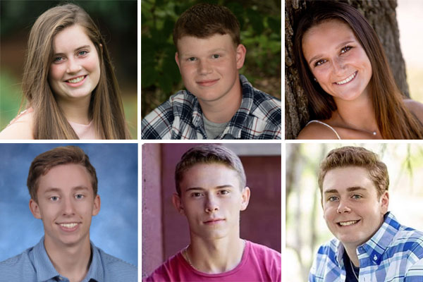 Chelmsford High School-May Students of the Month