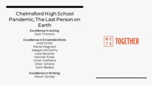 Chelmsford Public Schools-METG Together Virtual Festival All-Star Company